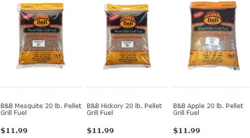 B&B BBQ Pellets