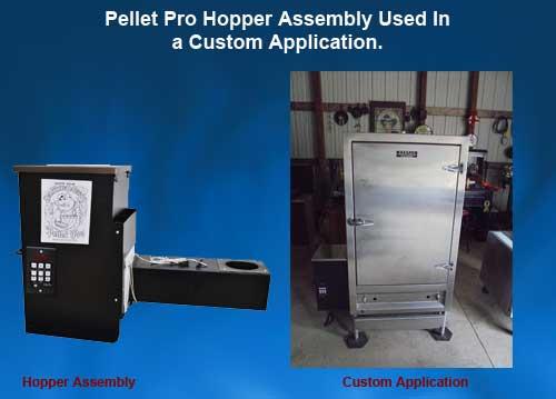Pellet-Pro-Grill-Hopper-Assembly-Custom