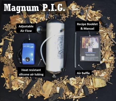 Smoke Daddy Magnum Pig