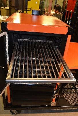 Stainless Steel Round Bar Rack