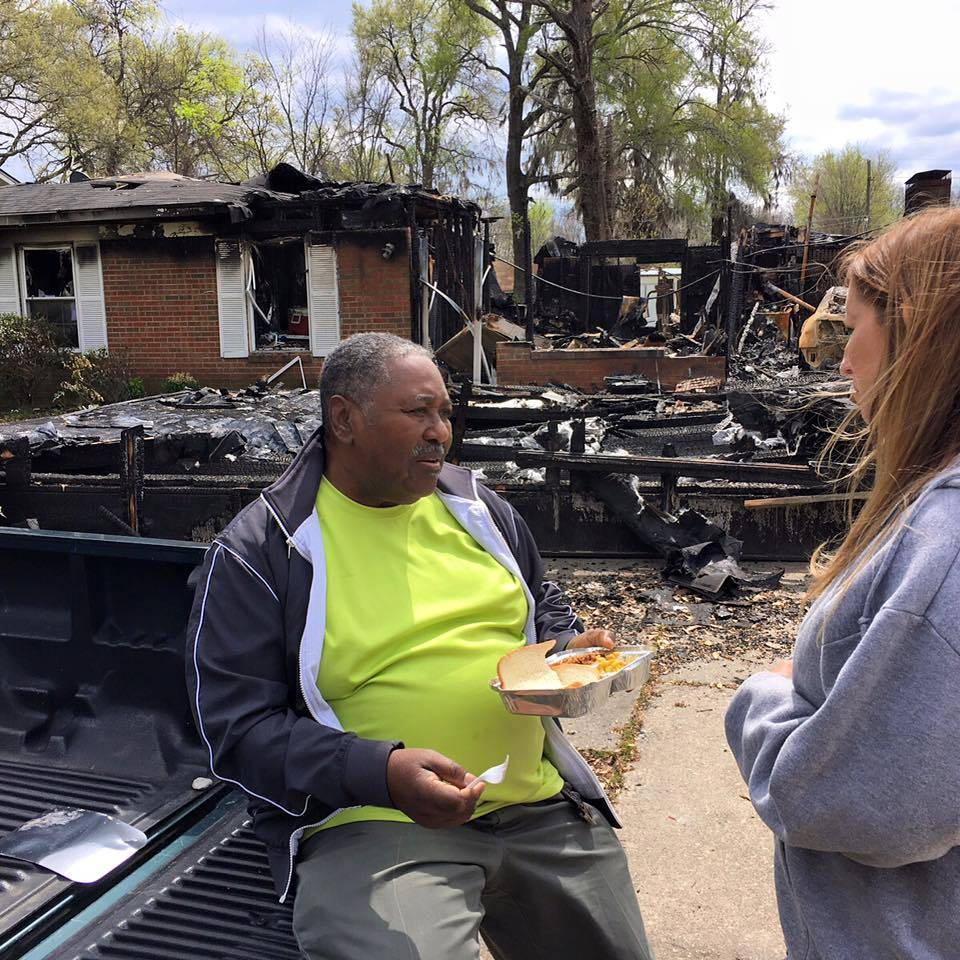 Operation BBQ Relief Helping Those in Need