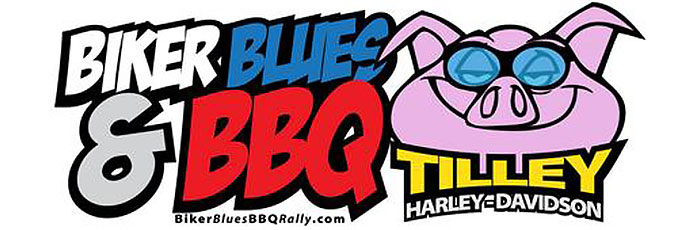 Gary Moss Tilley Biker Blues BBQ