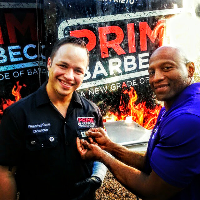 PRIME Barbecue Wounded Warrior Project