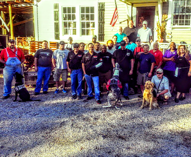 PRIME Barbecue Wounded Warrior Project2