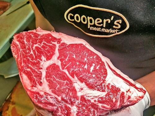 Cooper's Meat Market - San Antonio, TX