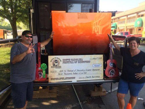 Jim Burg Killer B's Deep South Smokers