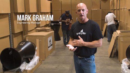 Mark Graham Grilla Grills