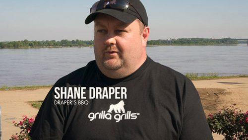 Shane Draper Pitmaster Grilla Grills
